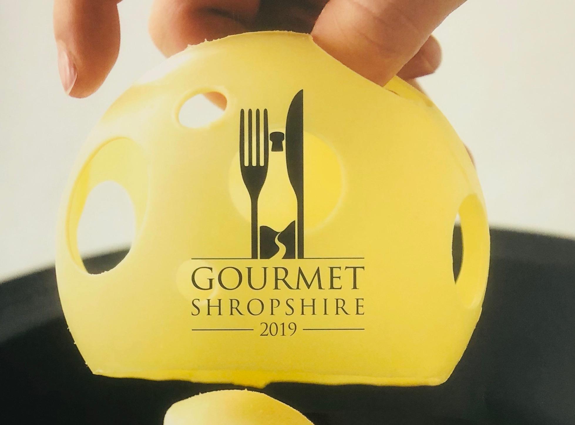 Gourmet Shropshire Magazine copy